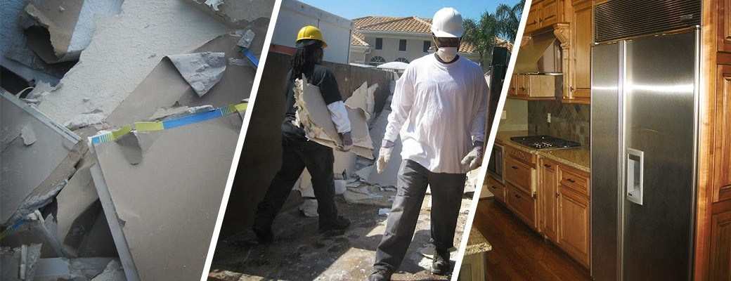 Foreign Drywall Remediation